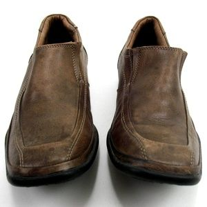 Johnston & Murphy Slip On Comfort Loafers Sz 8M